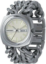 Diesel DZ-2095 Chunky Silver Dial Stainless Steel Men's Watch