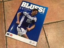 Birmingham City Bolton Wanderers FA cup March 2012 nicola Zigic on cover
