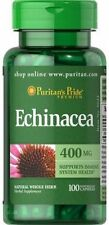 Echinacea STRONG 400 mg x 100 Capsules Healthy Immune System - 24HR DISPATCH