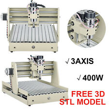 0.4KW CNC Router 3040 Engraver Engraving Drilling Milling Machine Wood ,MDF,PVC