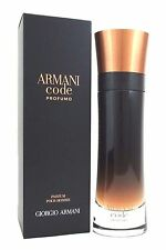 Armani Code Profumo Parfum Pour Homme Spray 3.7 oz. Men. NIB.Sealed