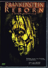 Frankenstein Reborn, BRAND NEW FACTORY SEALED DVD (2005, Asylum)