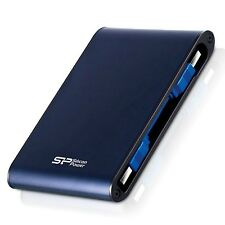 Silicon Power 2TB Rugged Armor A80 IEC 529 IPX7 Shockproof / Waterproof 2... NEW