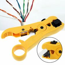 Universal Cable Wire Cable Cutter Jacket Stripper Stripping Scissors Tool Newest