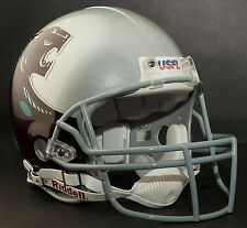 MICHIGAN PANTHERS 1983 USFL Riddell Pro Line FULL SIZE AUTHENTIC Football Helmet