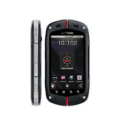 New Casio Gzone Commando C771 Verizon Smartphone Rugged Waterproof