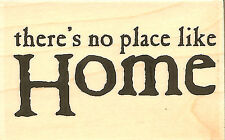 Wizard Of Oz Quote, Wood Mounted Rubber Stamp IMPRESSION OBSESSION - NEW, C3953