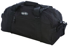 """Olympia Deluxe 42"""" Sports Duffel Bag Luggage S1042 - Black"""