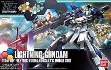 BANDAI 1/144 plastic model kit HGBF LIGHTNING GUNDAM hg
