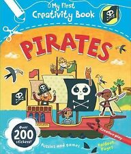 My First Creativity Bks.: Pirates : Creative Play, Fold-Out Pages, Puzzles...