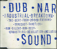 CD maxi: Dub Narcotic Sound System: industrial breakdown. K records