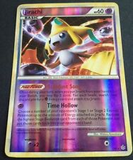 Pokemon HS Unleashed Card Rare Jirachi Reverse Holo 1/95 MINT (P325)