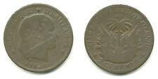 HAITI - 2 Centimes, 1881 - KM #43 - BARGAIN!