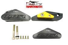 T-Rex Kawasaki 2009 2010 2011 2012 ZX6R ZX-6R Frame Sliders NO CUT Protectors