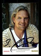 Sascha Gluth Störtebeker 2007 Autogrammkarte Original Signiert # BC 86029
