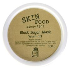 Skin Food, Black Sugar Mask Wash Off, 100 g