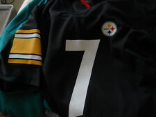 Pittsburgh  steelers Roethlisberger NFL  jersey youth XL