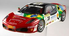 HOT WHEELS ELITE 1:18 FERRARI F430 CHALLENGE  BRUNO SENNA    ART  N2068