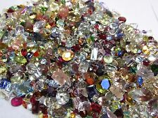 Natural Mixed Faceted Loose Gemstone Parcel Lot 45 Ct Mix Facets