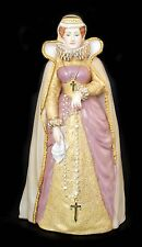 """Rare Mint Royal Worcester Mary Queen of Scots """"After Fanet"""" Figurine 2634"""