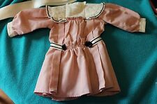 Diva Samantha American Girl Talent Show Party Dress Outfit EUC Ribbon