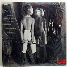 Olivia Newton John Soul Kiss Lp Sexy Cheesecake Back Cover NM-