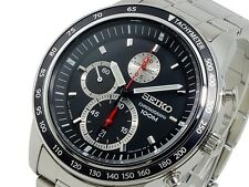 Seiko Men's Sports Chronograph Watch SNDD85P1, Warranty, Box, RRP:£220