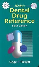 Mosby's Dental Drug Reference (Revised Reprint)