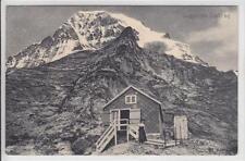 AK Lauterbrunnen, Guggihütte, Cabane du Guggi, 1914