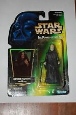 Emperor-Star Wars-Power of the Force Green Card-MOC
