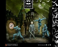 Knight Models BNIB The Dark Knight Rises -RA'S AL GHUL AND THE LEAGUE OF SHADOWS