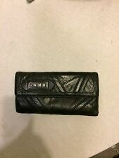 l.a.m.b. by Gwen Stefani wallet black leather super soft great condition