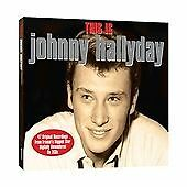 Johnny Hallyday - This is (2013) [2 CD]