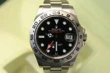 Rolex Explorer II 216570 42mm S/Steel Random Series Watch c.2013 Box/Papers