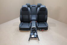 BMW F01 F02 F03 Leather Seats Comfort Interior Lederausstattung Dakota Schwarz