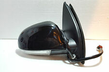 NEW VW Golf Mk5 2004-2009 Electric Wing Door Mirror BLACK  PAINT CODE  LC9Z