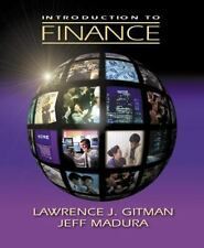 Introduction to Finance (The Addison-Wesley Series in Finance)