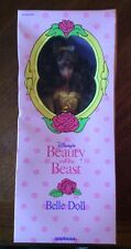 DISNEY BEAUTY AND THE BEAST BELLE DOLL BY APPLAUSE / MATTEL 1991 NIB ROUGH BOX