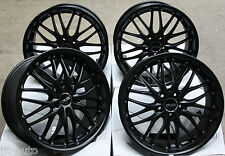 "18"" CRUIZE 190 MB ALLOY WHEELS FIT NISSAN ALMERA TINO ALTIMA"