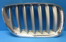 Front Hood Grille Right Passenger Side Replace BMW OEM# 51137124816 Titanium X5
