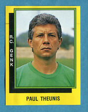FOOTBALL 91 BELGIO Panini - Figurina-Sticker n. 369 -P. THEUNIS-R.C. GENK-New