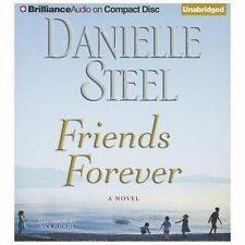 FRIENDS FOREVER unabridged audio book on CD by DANIELLE STEEL