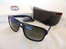 Vuarnet Sunglasses VL 1103 CITYLYNX Acetate Dark Blue Blue Lens 55-20-140 Unisex