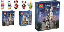 NEW LEGO 71040 Disney World Cinderella PRINCESS Castle EXCLUSIVE Limited Edition