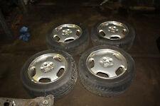 4 original Mercedes Alufelgen  7,5x16 et41 5x112 2114010402  W210