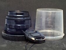 MINT Jupiter 9 85mm f/2 M42 black lacquered S/N:7102168 very rare export EXC