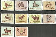 Ungarn - Jagd Satz postfrisch 1964 Mi.2079-2088