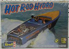 CHRYSLER CREW MARINE BOAT HOT ROD HYDRO HEMI TRAILER RACE DRAG REVELL MODEL KIT