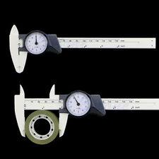 150mm Mini Plastic Precision Sliding Measure Vernier Calliper Makeup Ruler Tool
