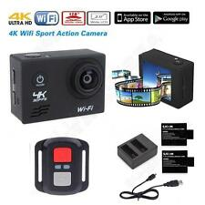 Pro 1080P WIFI SJ8000 Helmet Sport Action Camera+Remote Control+Battery+Charger